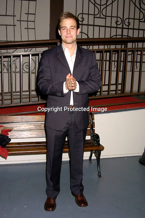 Jay Wilkison ..at ABC Casino Night on October 7, 2004 at The Lighthouse..at Chelsea Piers. ..Photo by Robin Platzer, Twin Images