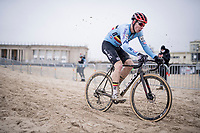 Laurens Sweeck (BEL/Pauwels Sauzen-Bingoal)<br /> <br /> UCI 2021 Cyclocross World Championships - Ostend, Belgium<br /> <br /> Elite Men's Race<br /> <br /> ©kramon