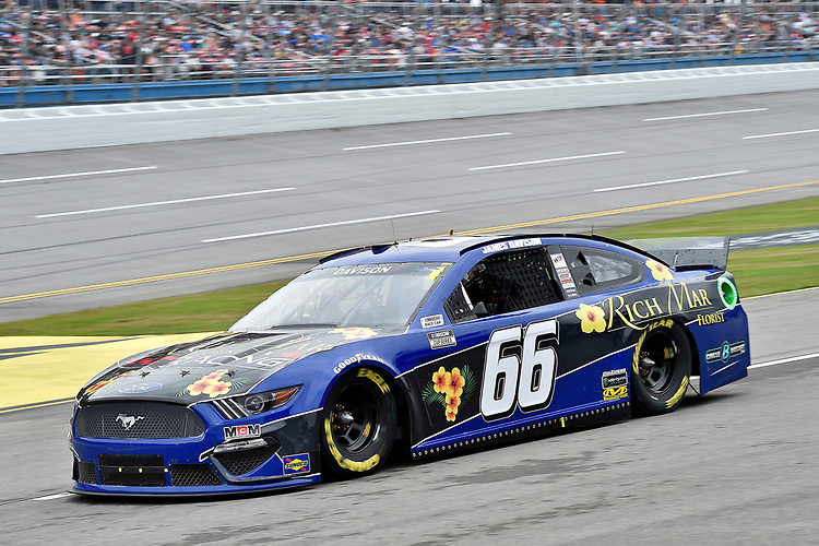 #66: David Starr, MBM Motorsports, Toyota Camry