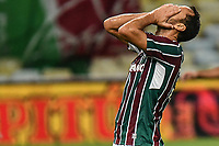2nd June 2021; Maracana Stadium, Rio de Janeiro, Brazil; Copa do Brazil, Fluminense versus Red Bull Bragantino; Nenê of Fluminense sees his shot go narrowly wide of goal
