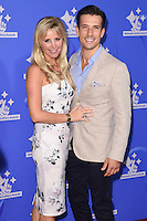 Carly Stenson and Danny Mac<br /> celebrating the winners in this year's National Lottery Awards, the search for the UK's favourite Lottery-funded projects.  The glittering National Lottery Stars show, hosted by John Barrowman, is on BBC One at 10.45pm on Monday 12 September.<br /> <br /> <br /> ©Ash Knotek  D3151  09/09/2016