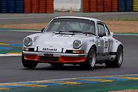 #39 OLIVIER BARRET / SEBASTIEN CRUBILE  -  PORSCHE / 911 CARRERA RSR 2,8L / 1973 GT1