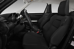 Front seat view of 2017 Suzuki Swift GL+ 5 Door Hatchback front seat car photos