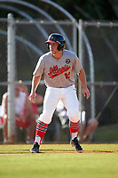 Illinois State Redbirds left fielder Daniel Dwyer (32) during a game against the Ohio State Buckeyes on March 5, 2016 at North Charlotte Regional Park in Port Charlotte, Florida.  Illinois State defeated Ohio State 5-4.  (Mike Janes/Four Seam Images)