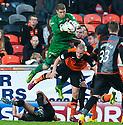 Dundee Utd keeper Radoslaw Cierzniak.