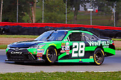 NASCAR XFINITY Series<br /> Mid-Ohio Challenge<br /> Mid-Ohio Sports Car Course, Lexington, OH USA<br /> Saturday 12 August 2017<br /> Dakoda Armstrong, WinField United Toyota Camry<br /> World Copyright: Russell LaBounty<br /> LAT Images