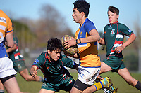 210703 Central North Island 1st XV Rugby - St John's (Hamilton) v Rathkeale College