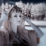 Ice Queen #1 (Infrared)