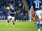 St Johnstone v Galatasaray…12.08.21  McDiarmid Park Europa League Qualifier<br />Ali McCann<br />Picture by Graeme Hart.<br />Copyright Perthshire Picture Agency<br />Tel: 01738 623350  Mobile: 07990 594431