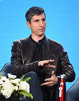 """PASADENA, CA - JANUARY 13: Seb Walker, Vice News DC Bureau Chief/Correspondent attends the panel for """"VICE"""" during the Showtime presentation at the 2020 TCA Winter Press Tour at the Langham Huntington on January 13, 2020 in Pasadena, California. (Photo by Frank Micelotta/PictureGroup)"""