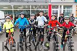 Killarney Cycling Club spin in the memory of Ed Duggan last Sunday morning. Pictured l-r Aidan Cronin, Sean Hickey, Jamie Moynihan, Milo Donaldson, David Butler and Adam Murphy.
