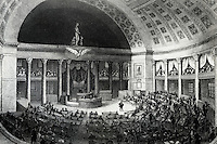 Session Of Congress, 1848 Artist Unknown
