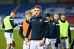 St Johnstone v Livingston…12.12.20   McDiarmid Park      SPFL<br />Captain Jason Kerr back in the starting XI after injury<br />Picture by Graeme Hart.<br />Copyright Perthshire Picture Agency<br />Tel: 01738 623350  Mobile: 07990 594431