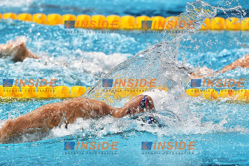 SUN Yang CHN Gold Medal Men's 400m Freestyle <br /> Day10 02/08/2015 Kazan Arena <br /> Swimming Nuoto <br /> XVI FINA World Championships Aquatics  <br /> Kazan Tatarstan RUS <br /> Photo Andrea Staccioli/Deepbluemedia/Insidefoto