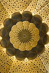 HUN, Ungarn, Budapest, Stadtteil Buda: Gellértbad, Kuppel der Eingangshalle | HUN, Hungary, Budapest, Buda District: Gellért bath, dome of entrance hall