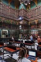 Biblioteca Real Gabinete Portugues de Leitura. Rio de Janeiro. 2019. Foto © juca Martins