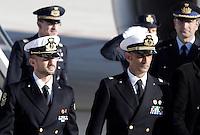 20121222 ROMA-CRONACA: I DUE MARO' IN ITALIA PER TRASCORRERE IL NATALE CON LE FAMIGLIE