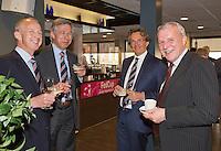 April 16, 2015, Netherlands, Den Bosch, Maaspoort, Fedcup Netherlands-Australia,  Official Dinner, <br /> Photo: Tennisimages/Henk Koster