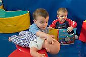Nursery run by Newpin in St.Paul's Church Centre, Lisson Green, Paddington.