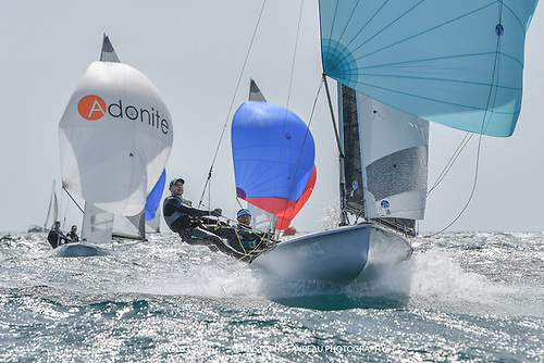 120 crews from over 15 nations are expected for the 2022 505 world championships at Royal Cork Yacht Club