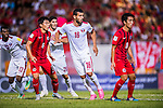 Hong Kong vs Qatar during their FIFA World Cup Qualifiers 2015 on September 08, 2015 at the Mong Kok stadium in Hong Kong, China. Photo by Aitor Alcalde / Power Sport Images