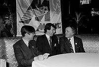 Conference de presse ,<br /> Manic de Montreal<br /> , date inconnue, au debut des annes 80<br /> <br /> <br /> Le Manic de Montréal est une franchise de soccer de la NASL basé à Montréal. Elle ne dispute que trois saisons dans cette ligue de 1981 à 1983 avant de disparaitre. Ces matchs à domicile sont joués au Stade olympique de Montréal.<br /> <br /> <br /> PHOTO :  Agence Quebec Presse