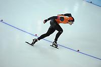 OLYMPICS: SOCHI: Adler Arena, 10-02-2014, 500m Men, Jan Smeekens (NED), ©foto Martin de Jong