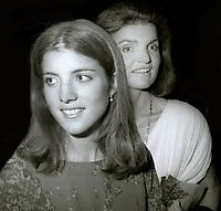 Caroline Kennedy Jacqueline Kennedy 1978<br /> Photo By Adam Scull/PHOTOlink.net