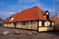 Daenemark, Dragoer bei Kopenhagen, Museum  beim Hafen