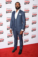 Nicholas Pinnock<br /> arriving for the Empire Awards 2018 at the Roundhouse, Camden, London<br /> <br /> ©Ash Knotek  D3389  18/03/2018