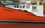 Lobster boat, Eastern Passage, Nova Scotia