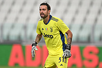 Carlo Pinsoglio of Juventus during the Serie A football match between Juventus FC and AS Roma at Juventus stadium in Turin (Italy), August 1st, 2020. Play resumes behind closed doors following the outbreak of the coronavirus disease. Photo Andrea Staccioli / Insidefoto