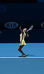 Victoria Azarenka (BLR) wins at Australian Open in Melbourne Australia on 19th January 2013