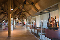 Europe/France/Bretagne/56/Morbihan/Belle-Ile/ Le Palais: Hôtel-Musée de la Citadelle -Citadelle Vauban le musée maritime situé dans l'ancien arsenal