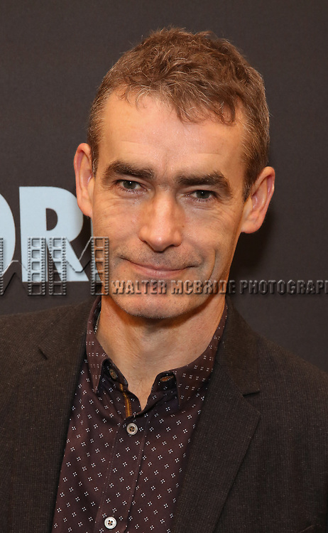 "Rufus Norris attends the Broadway Opening Night Performance  for ""Network"" at the Belasco Theatre on December 6, 2018 in New York City."