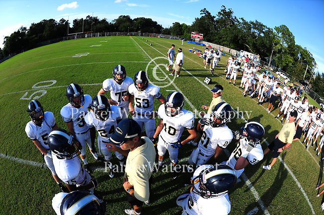 Baton Rouge Episcopal defeats Country Day in high school football action.
