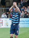 Forfar's Stuart Malcolm at the end of the game.