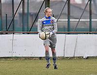 Club Brugge Dames : Jana Vanhauwaert.foto DAVID CATRY / Vrouwenteam.be