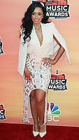 LOS ANGELES, CA, USA - MAY 01: Mya Harrison at the iHeartRadio Music Awards 2014 held at The Shrine Auditorium on May 1, 2014 in Los Angeles, California, United States. (Photo by Celebrity Monitor)
