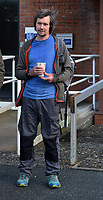 "2019 10 08 ""Swampy"" has appeared before Magistrates Court in Haverfordwest, Wales, UK"