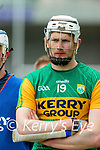 Evan Murphy, Kerry before the National hurling league between Kerry v Down at Austin Stack Park, Tralee on Sunday.
