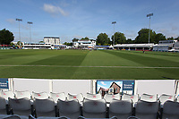 General view of the ground ahead of Essex CCC vs Kent CCC, Specsavers County Championship Division 1 Cricket at The Cloudfm County Ground on 30th May 2019