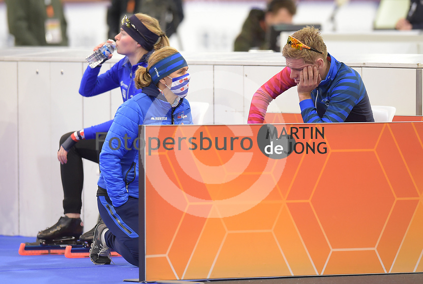 SCHAATSEN: HEERENVEEN: 28-12-2020, IJsstadion Thialf, WK Kwalificatie, Marwin Talsma, ©foto Martin de Jong