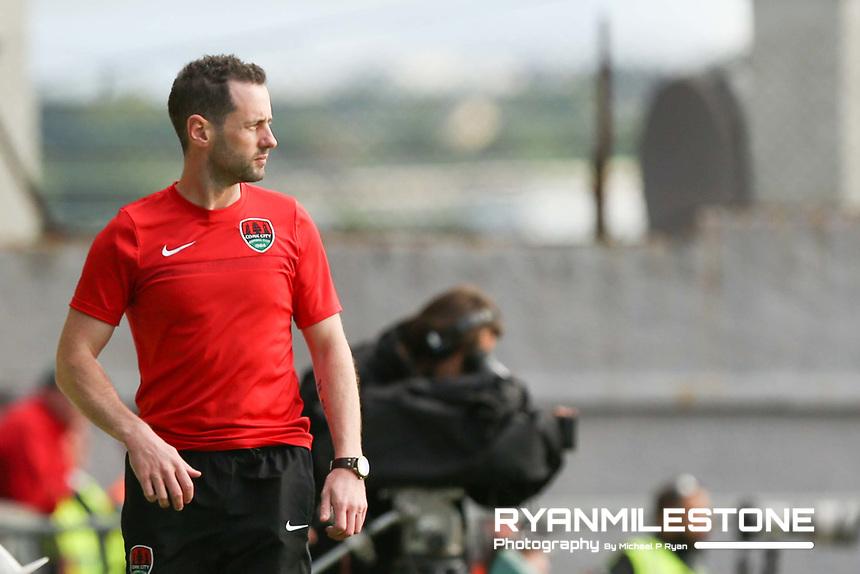 2017 UEFA Europa League Second Qualifying Round, Cork City vs AEK Larnaca, Thursday 13th July 2017, Turners Cross, Co Cork, Cork City's kit man Mick Ring, Credit: Michael P Ryan