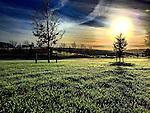 Sunrise in Blessington, Wicklow