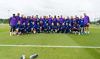 Enfield, ENG - May 29, 2019:  The USWNT visited Tottenham before training at their home ground.