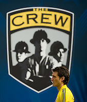 Guillermo Barros Schelotto during MLS Cup 2008. Columbus Crew defeated the New York Red Bulls, 3-1, Sunday, November 23, 2008. Photo by John Todd/isiphotos.comduring MLS Cup 2008. Columbus Crew defeated the New York Red Bulls, 3-1, Sunday, November 23, 2008. Photo by John Todd/isiphotos.com