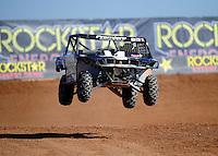 Dec. 11, 2011; Chandler, AZ, USA;  LOORRS UTV driver Ryan Beat (851) during the Lucas Oil Challenge Cup at Firebird International Raceway. Mandatory Credit: Mark J. Rebilas-