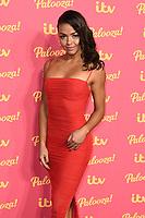 Vanessa Bauer<br /> arriving for the ITV Palooza at the Royal Festival Hall, London.<br /> <br /> ©Ash Knotek  D3532 12/11/2019