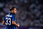 Danilo D´Ambrossio of FC Internazionale Milano looks on during the FC Internazionale Milano vs Real Madrid  as part of the International Champions Cup 2015 at the Tianhe Sports Centre on 27 July 2015 in Guangzhou, China. Photo by Aitor Alcalde / Power Sport Images